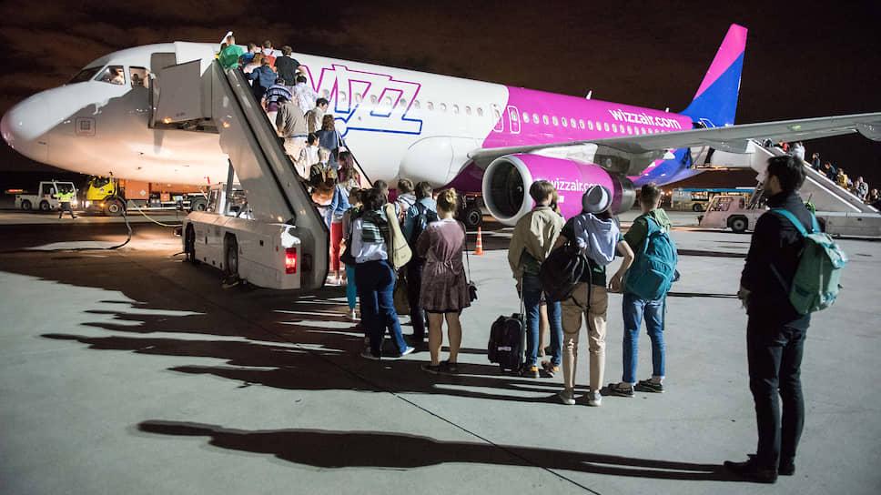 Wizz Air нацелился на четверть пассажиропотока Пулково