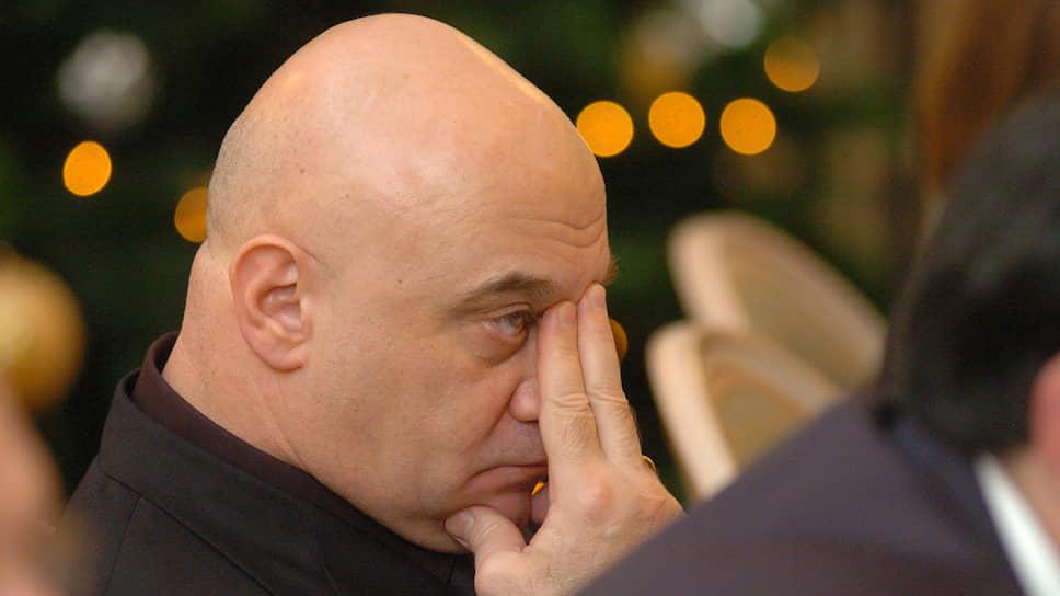В «Талион» пришли за долгами / Банк «Санкт-Петербург» требует с группы 5,5 млрд рублей