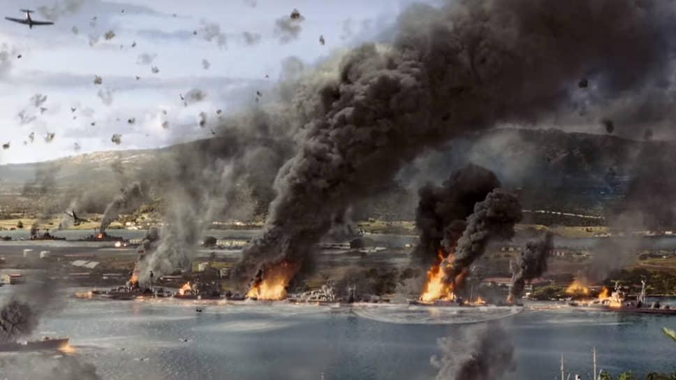 Битва за Мидуэй в фильме больше напоминает сражение с инопланетянами