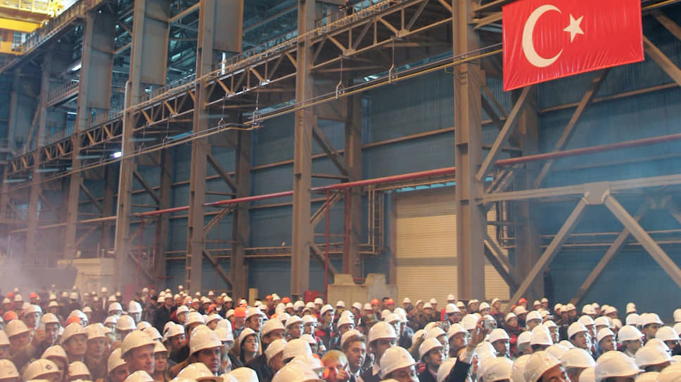 Турецкий строительный аппетит / Подрядчик трассы М-11 надеется расширить портфель заказов на Северо-Западе