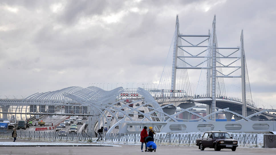 ЗСД развяжут на намыв / Съезд с магистрали на Шкиперский проток может появиться в 2022 году