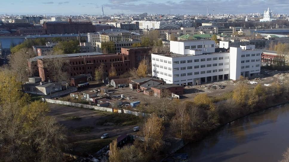«Тандем-Истейт» выстроится на Охте / Девелопер прорабатывает проект бизнес-квартала рядом с Красногвардейской площадью