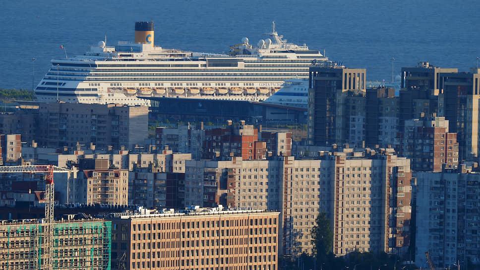 Круизный лайнер вместо парома / Порт «Морской фасад» планирует построить собственное пассажирское судно для путешествий по Балтике к 2026 году