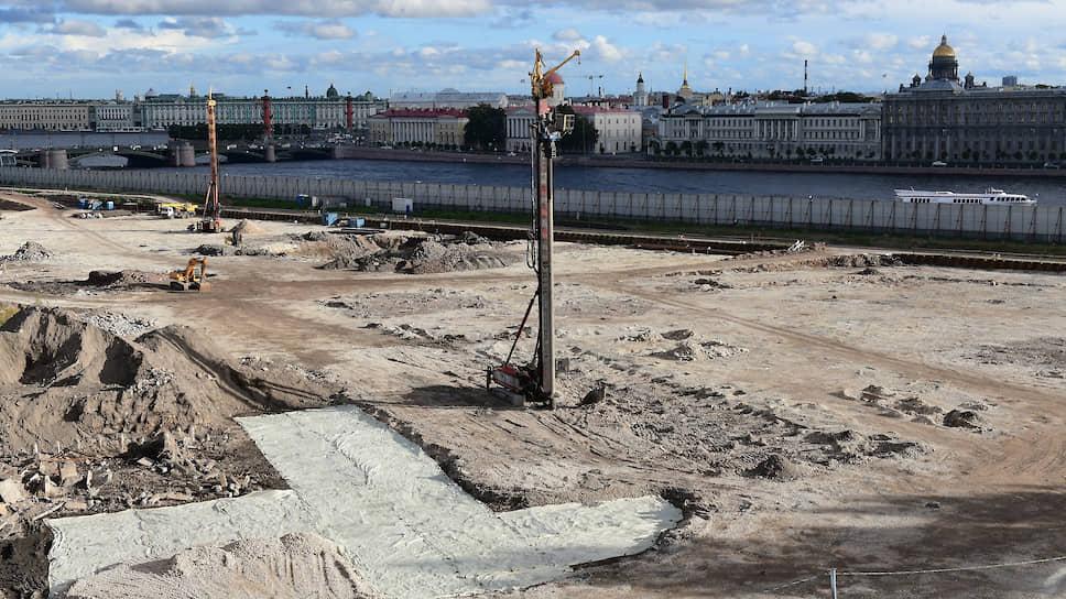 Здание бывших пеньковых складов «Тучкова буяна» передано Петербургу