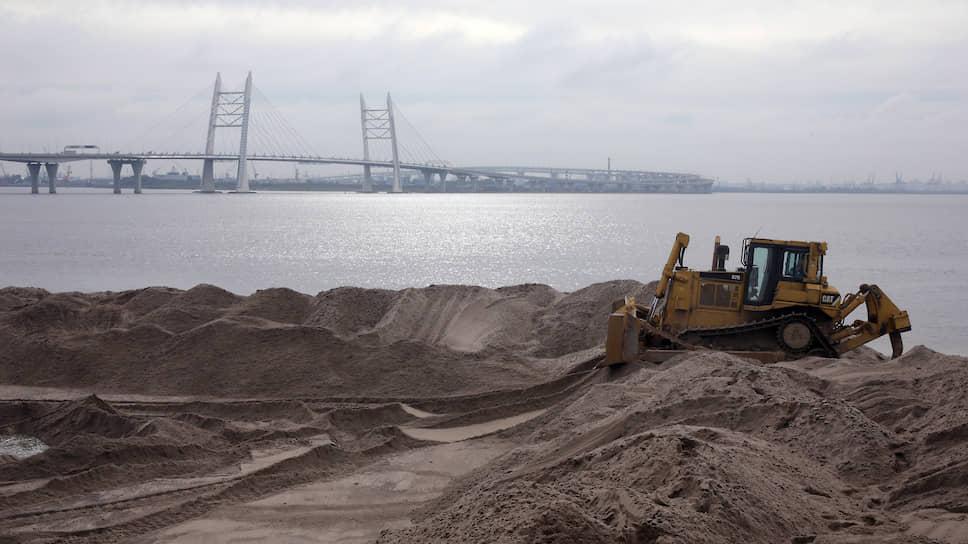 Сберегательный намыв / Крупнейшая кредитная организация страны может построить свой петербургский головной офис на Васильевском острове