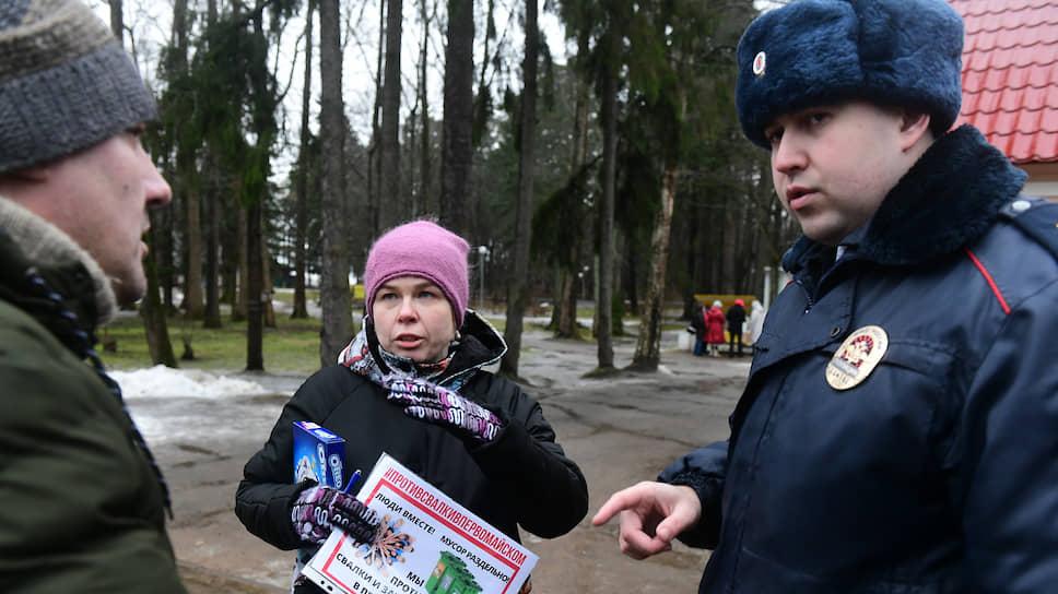 Петербургские депутаты заинтересовались экологией Ленобласти / «Мусорный» проект в Первомайском поселении вызвал беспокойство дачников и местных жителей