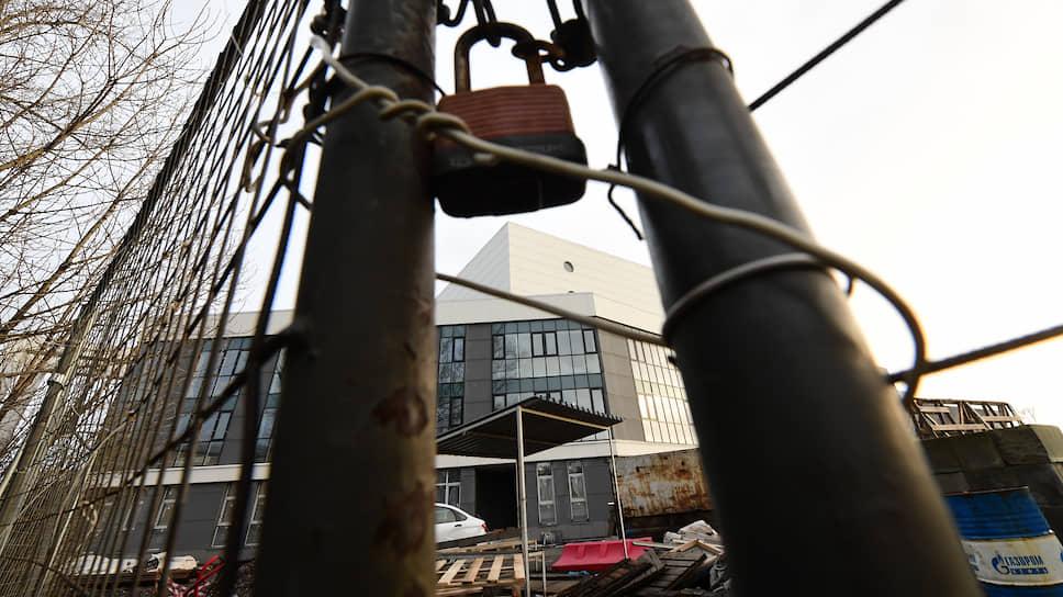 Строительство нового здания Санкт-Петербургского филиала ФГБУ науки Архива РАН на Киевской улице