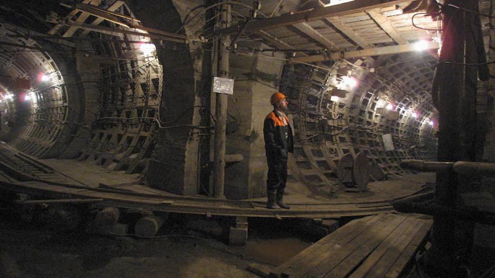 Проектирование участка «коричневой» ветки петербургского метро от станции «Казаковская» до «Сосновой Поляны» оказалось на развилке