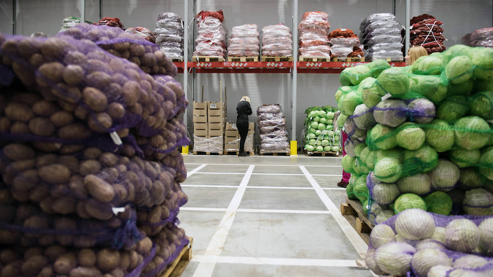 «Нарт» нашел путь в Петро-Славянку / Управляющая Софийской овощебазой компания совместно с ООО«Аплвей» построит новый комплекс