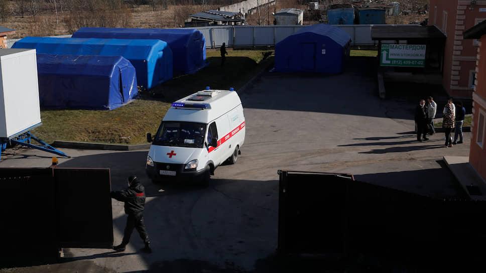 Очаг заражения в Ленобласти тушат уголовным делом / Массовым заражением COVID-19 в хостеле для мигрантов заинтересовался Следственный комитет
