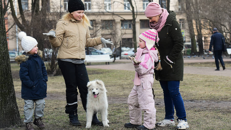 Министр культуры РФ предложила ускорить открытие петербургских парков
