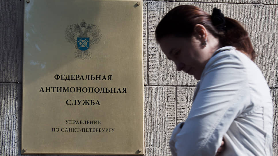 Поддержка петербургского УФАС пока не обеспечила позитивного настроения некоторым видам городского бизнеса