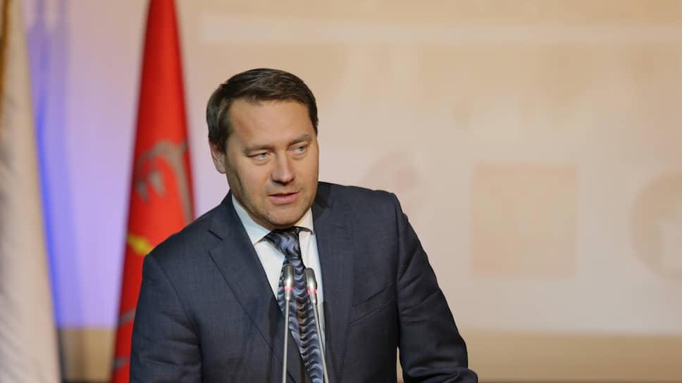 Заксобрание Петербурга утвердило Александра Бельского на посту вице-губернатора