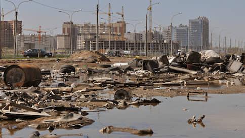 На отходы кладут кирпич  / Александр Дрозденко выступает за глобальные изменения в «мусорной» реформе Ленобласти