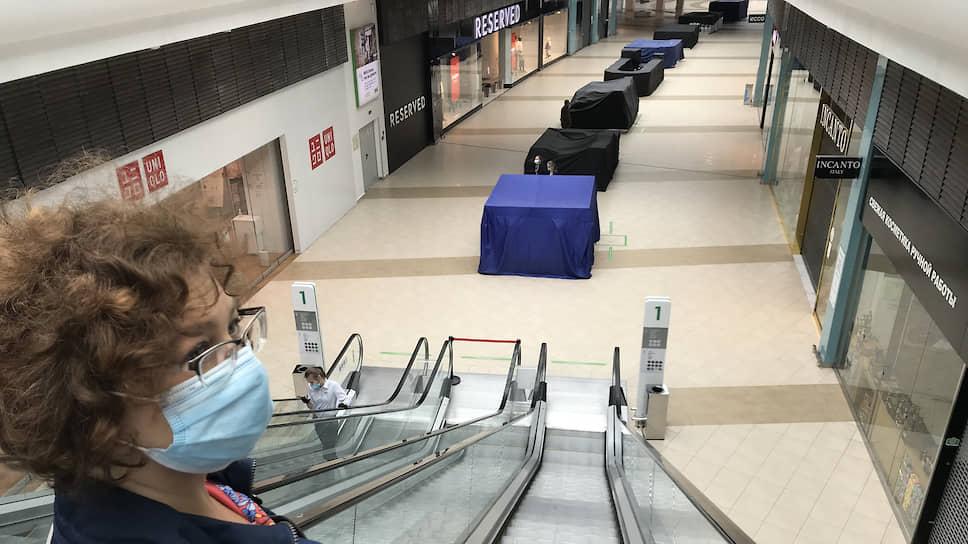 Представители торговых центров считают себя ущемленными в конкуренции с магазинами других форматов и ждут ответа УФАС