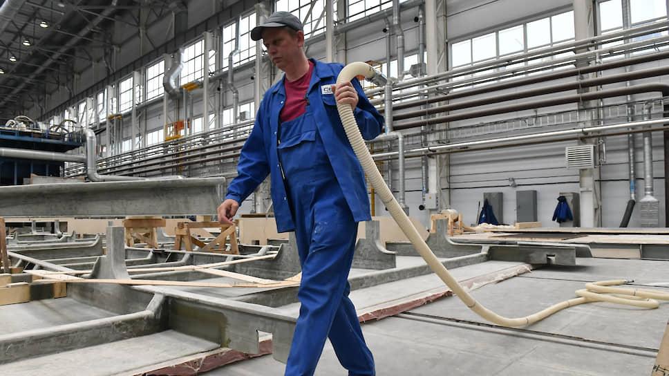 СНСЗ возобновил модернизацию производства