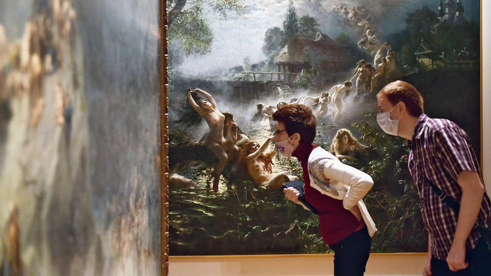 Выставкой избранных даров Русский музей празднует свое 125-летие