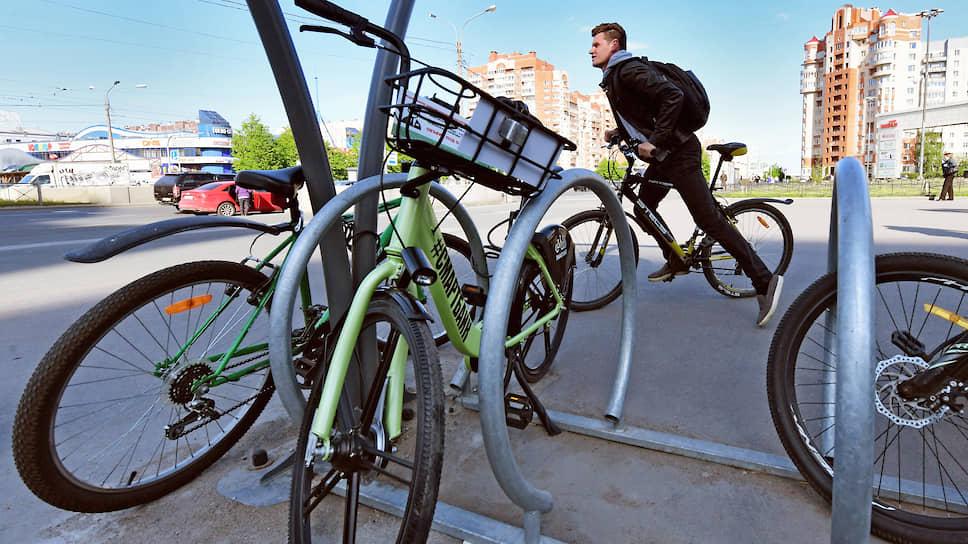 Велошеринг протестируют в области / Сервис проката «Смарт Групп» выйдет на рынок Ленобласти