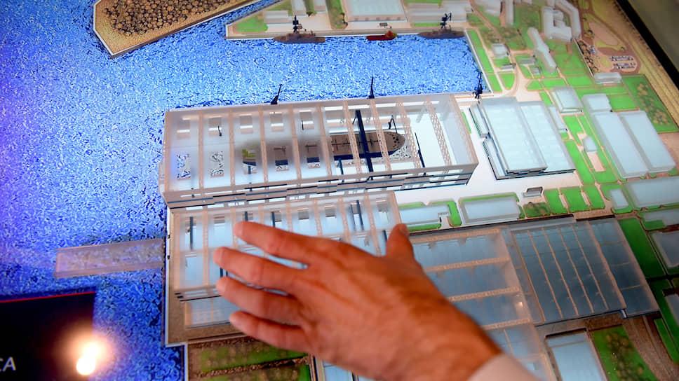 Северная верфь нашла нового подрядчика наэллинг / Строительство могут завершить в 2022 году