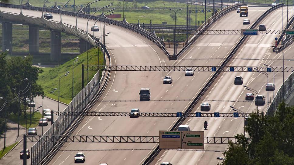 Широтная магистраль доехала до федерального бюджета