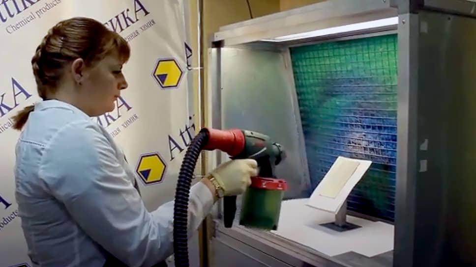 """Производство полимерных материалов компании """"Аттика"""""""