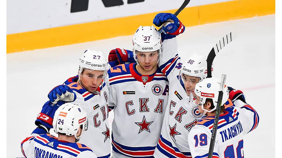 Игроки ХК СКА (Санкт-Петербург)