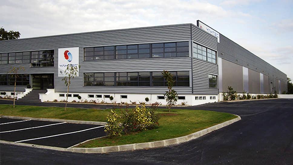 Производственные цеха ООО «Ятэк Рус»