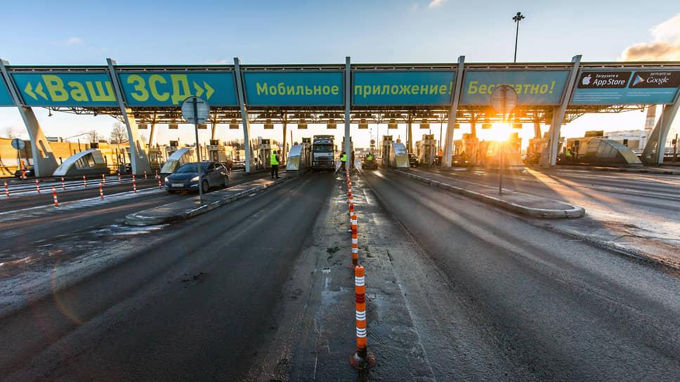 Формирование тарифа для проезда по ЗСД до сих пор не является прозрачным для владельцев автотранспорта