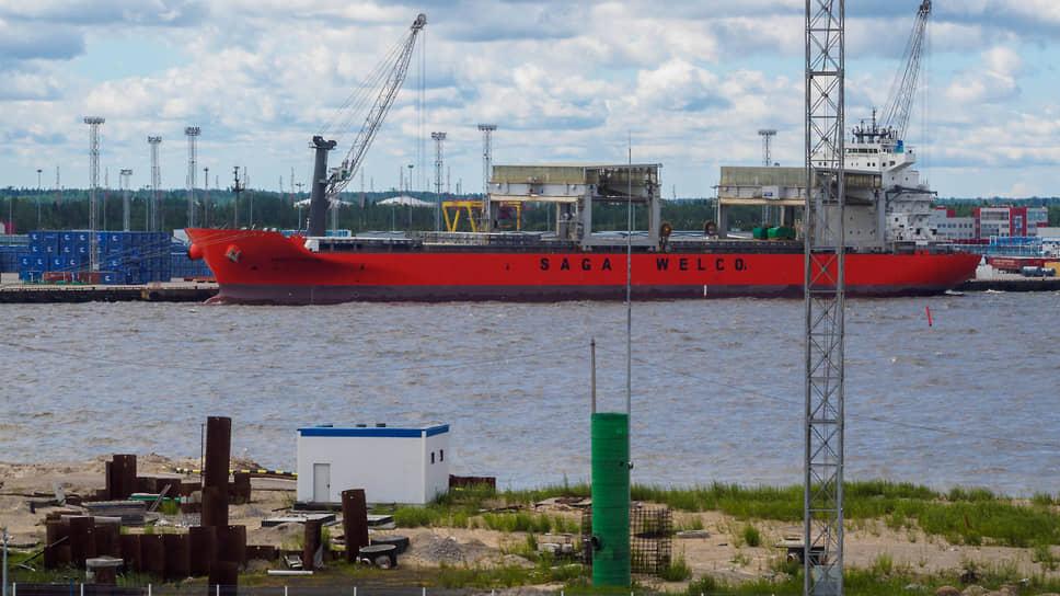 Зерну негде упасть / Портовому терминалу «Содружества» предлагают передислоцироваться в Усть-Лугу
