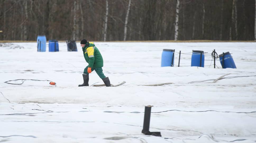 «Красный Бор» накроет зеленый холм / Рекультивация полигона опасных отходов обойдется как минимум в10млрд рублей