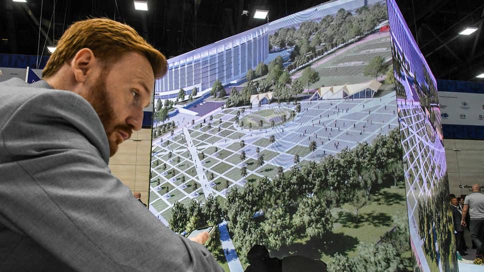 «СКА Арене» разрешили строить / и одобрили архитектурно-градостроительный облик нового спорткомплекса