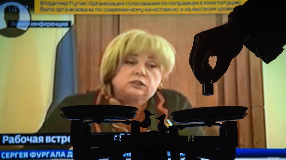 «Яблоку» и «Единой России» несветит удовлетворение / Вгоризбирком стали поступать первые жалобы на нарушения входе предвыборной агитации