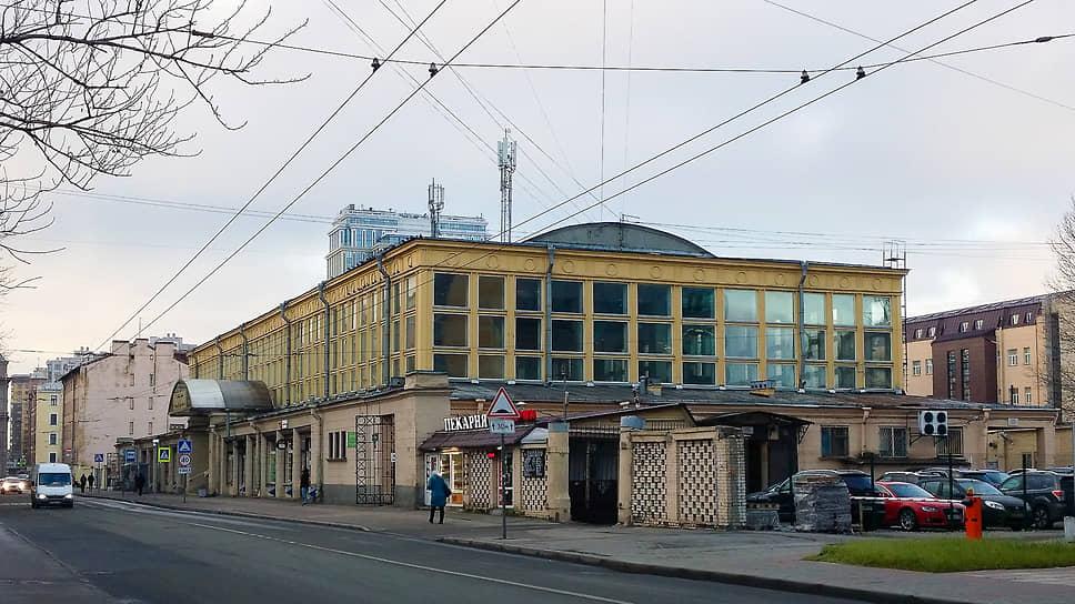 С острова на большую землю / В Московском районе запустится гастромаркет