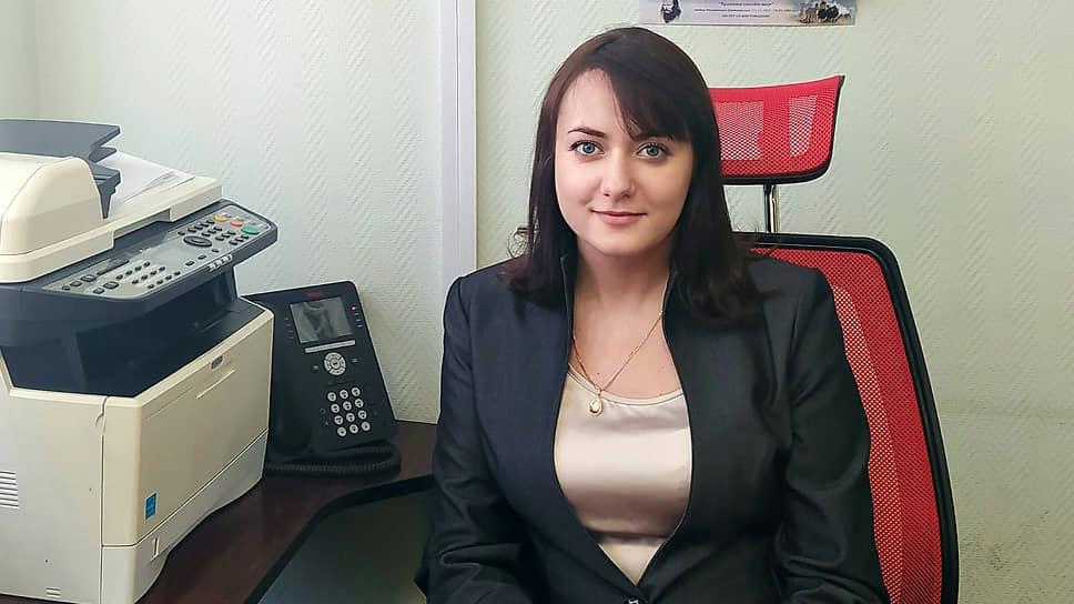 Бывшая глава ТИК №47 Елена Тюленева