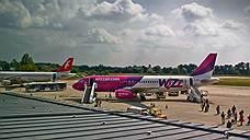 Wizz Air выполнила первый рейс из Пулково в Будапешт