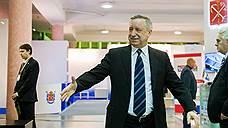 Александр Беглов заявил, что не намерен пускать «чужаков» на муниципальные выборы в Петербурге
