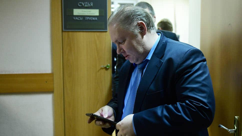 Член Санкт-Петербургской избирательной комиссии с правом решающего голоса Алексей Березин