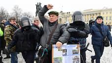 На народном сходе против изменений в Конституцию начались задержания