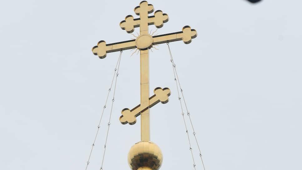 РПЦ обвинила Смольный в нарушении прав на свободу совести из-за запрета посещать храмы