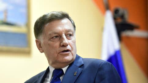 Вячеслав Макаров отозвал заявку на праймериз Единой России в петербургский парламент