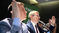 «Яблочники» выразили недоверие политике Александра Беглова