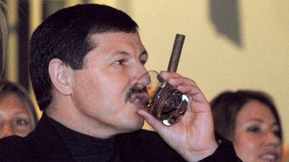 Ноябрь 2003 г. Владимир Барсуков (Кумарин)