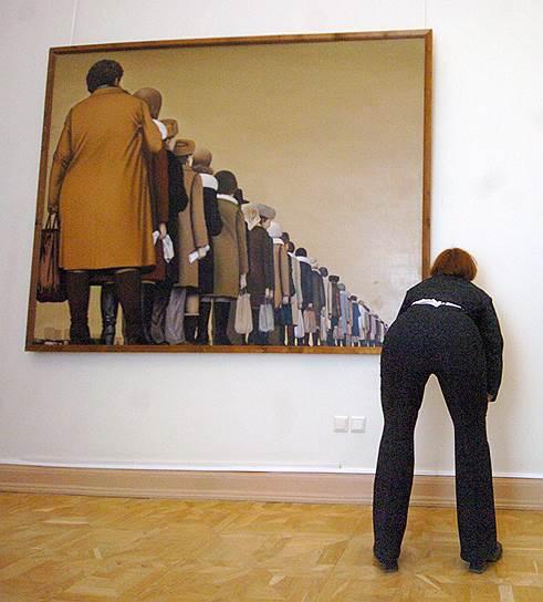 Декабрь 2004 Выставка «Дорога в русском искусстве»