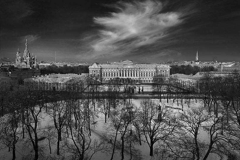 Главное здание Государственного Русского музея Михайловский дворец