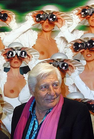 Октябрь 2005. Выставка фотографа Гюнтера Закса