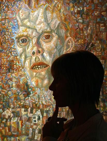 Июль 2006. Персональная выставка работ русского художника-авангардиста Павла Филонова
