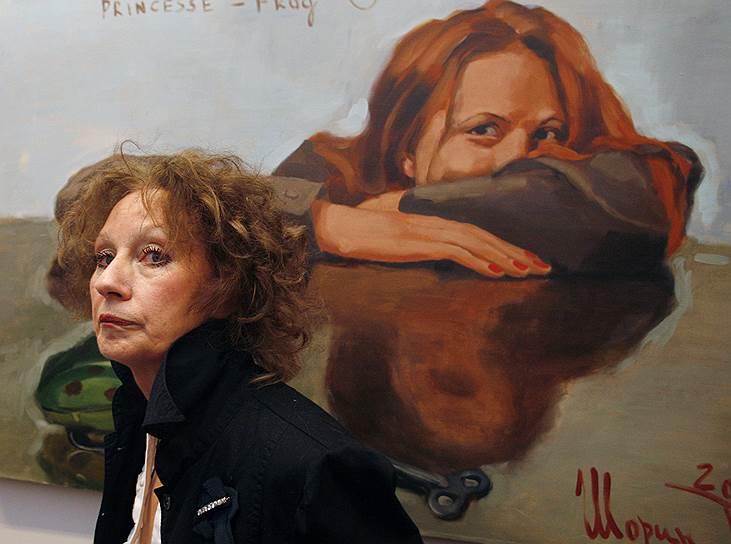 Апрель 2008. Выставка живописи Дмитрия Шорина