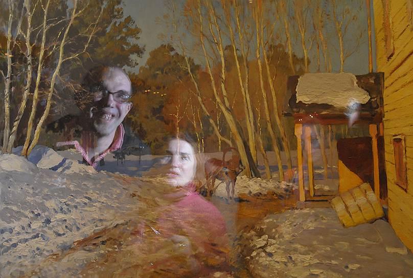 Апрель 2010. Выставка Исаака Левитана (1860 - 1900) к 150-летию со дня рождения