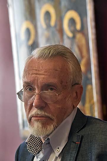 Директор Государственного Русского музея с 1988 года Владимир Гусев