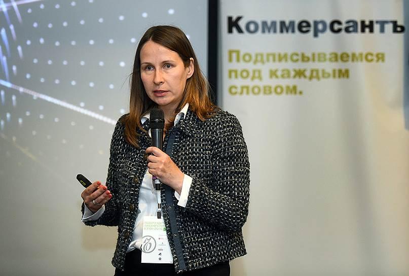 Екатерина Аникина, директор SAP CIS Education